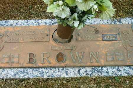 BROWN, BESSIE L - Bowie County, Texas   BESSIE L BROWN - Texas Gravestone Photos