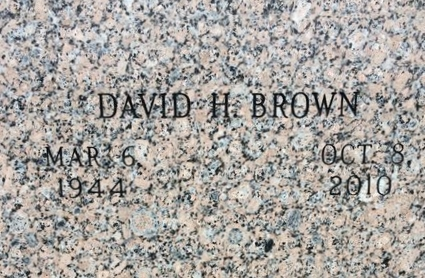BROWN, DAVID H. - Bowie County, Texas | DAVID H. BROWN - Texas Gravestone Photos