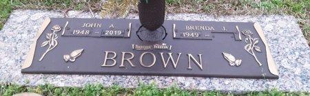 BROWN, JOHN A - Bowie County, Texas   JOHN A BROWN - Texas Gravestone Photos