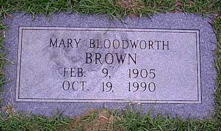 BROWN, MARY - Bowie County, Texas | MARY BROWN - Texas Gravestone Photos