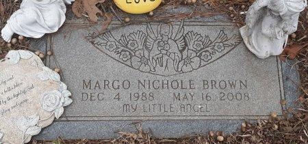 BROWN, MARGO NICHOLE - Bowie County, Texas | MARGO NICHOLE BROWN - Texas Gravestone Photos
