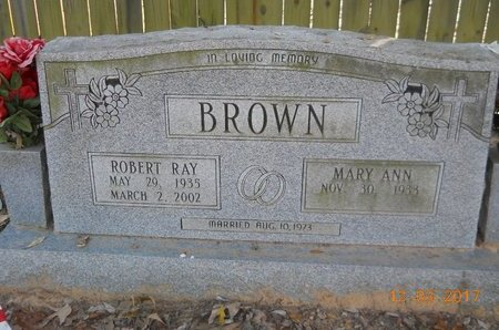 BROWN, ROBERT RAY - Bowie County, Texas | ROBERT RAY BROWN - Texas Gravestone Photos