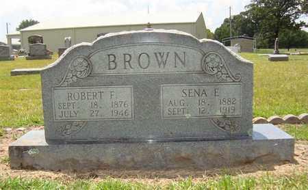 BROWN, SENA E - Bowie County, Texas | SENA E BROWN - Texas Gravestone Photos