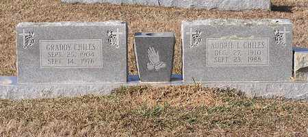 CHILES, AUDRIE L - Bowie County, Texas | AUDRIE L CHILES - Texas Gravestone Photos