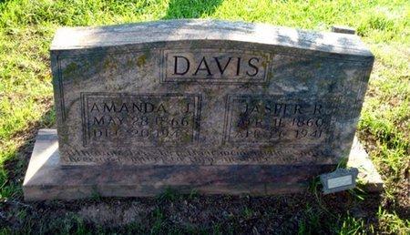 DAVIS, JASPER - Bowie County, Texas | JASPER DAVIS - Texas Gravestone Photos