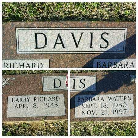 WATERS DAVIS, BARBARA - Bowie County, Texas | BARBARA WATERS DAVIS - Texas Gravestone Photos