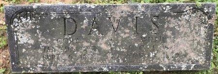 DAVIS, CORA - Bowie County, Texas   CORA DAVIS - Texas Gravestone Photos