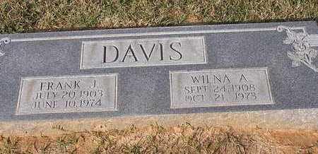 DAVIS, FRANK J - Bowie County, Texas   FRANK J DAVIS - Texas Gravestone Photos