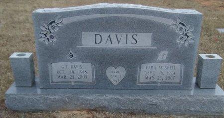 DAVIS, VERA M - Bowie County, Texas | VERA M DAVIS - Texas Gravestone Photos
