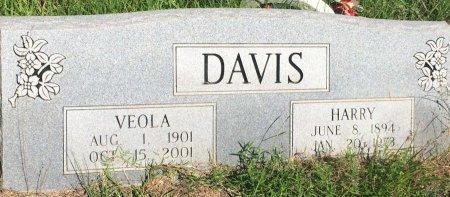 DAVIS, HARRY - Bowie County, Texas | HARRY DAVIS - Texas Gravestone Photos