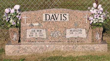 DAVIS, JOE BOB - Bowie County, Texas | JOE BOB DAVIS - Texas Gravestone Photos
