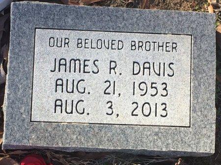 DAVIS, JAMES R. - Bowie County, Texas   JAMES R. DAVIS - Texas Gravestone Photos