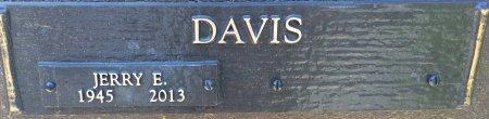 DAVIS, JERRY E - Bowie County, Texas | JERRY E DAVIS - Texas Gravestone Photos