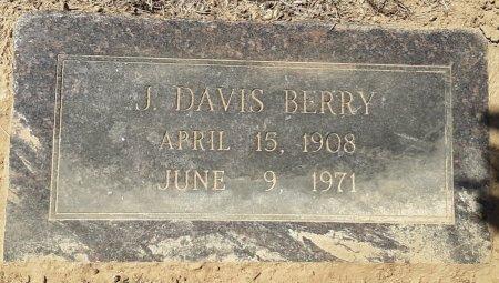 DAVIS, J. DAVIS - Bowie County, Texas | J. DAVIS DAVIS - Texas Gravestone Photos