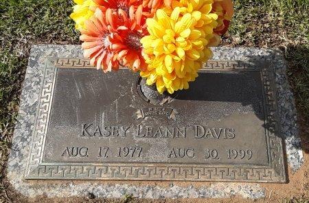 DAVIS, KASEY LEANN - Bowie County, Texas | KASEY LEANN DAVIS - Texas Gravestone Photos