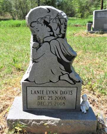 DAVIS, LANIE LYNN - Bowie County, Texas | LANIE LYNN DAVIS - Texas Gravestone Photos