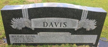 DAVIS, MICHAEL GLYNN - Bowie County, Texas | MICHAEL GLYNN DAVIS - Texas Gravestone Photos