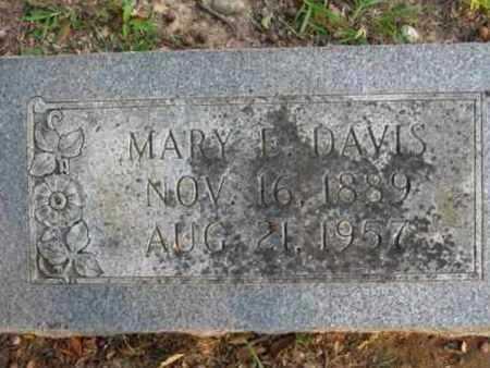 DAVIS, MARY L - Bowie County, Texas | MARY L DAVIS - Texas Gravestone Photos