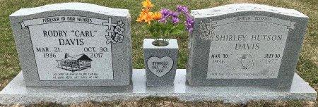 DAVIS, SHIRLEY - Bowie County, Texas | SHIRLEY DAVIS - Texas Gravestone Photos