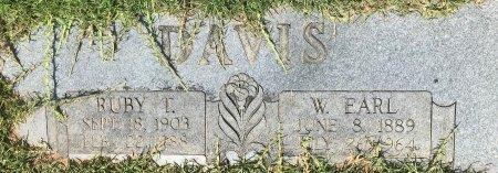 DAVIS, RUBY L - Bowie County, Texas | RUBY L DAVIS - Texas Gravestone Photos