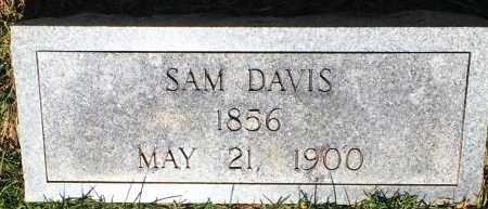 DAVIS, SAM - Bowie County, Texas | SAM DAVIS - Texas Gravestone Photos