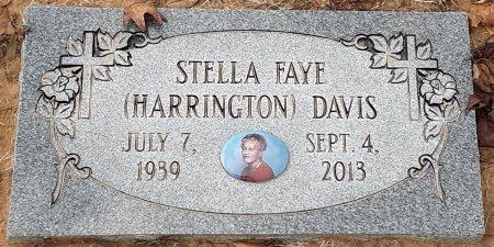 DAVIS, STELLA FAYE - Bowie County, Texas | STELLA FAYE DAVIS - Texas Gravestone Photos
