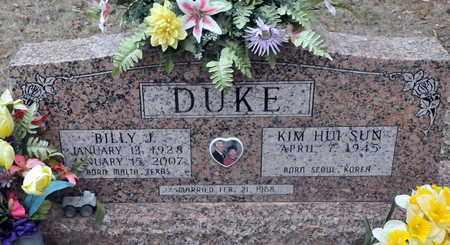 DUKE, BILLY J - Bowie County, Texas | BILLY J DUKE - Texas Gravestone Photos