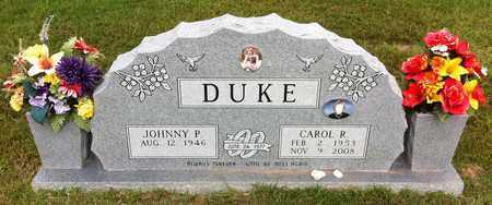 DUKE, CAROL R - Bowie County, Texas | CAROL R DUKE - Texas Gravestone Photos