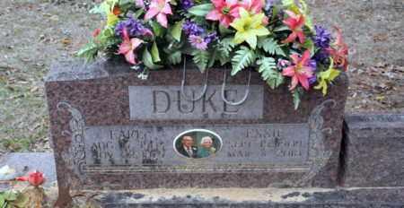 DUKE, ESSIE - Bowie County, Texas | ESSIE DUKE - Texas Gravestone Photos