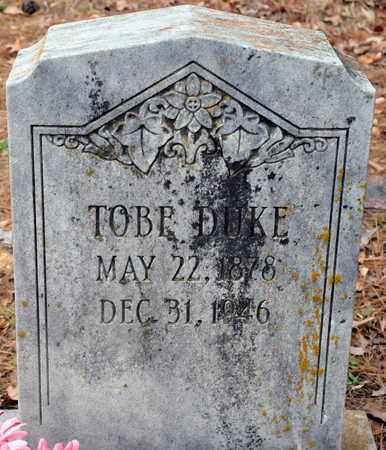 DUKE, TOBE - Bowie County, Texas | TOBE DUKE - Texas Gravestone Photos
