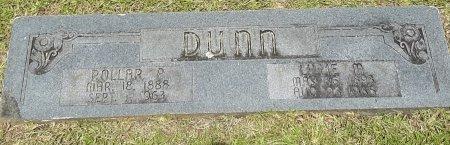CARTLIDGE DUNN, LILLIE M - Bowie County, Texas | LILLIE M CARTLIDGE DUNN - Texas Gravestone Photos