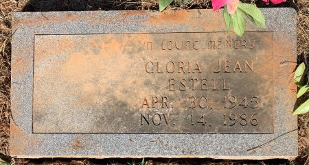 ESTELL, GLORIA JEAN - Bowie County, Texas | GLORIA JEAN ESTELL - Texas Gravestone Photos