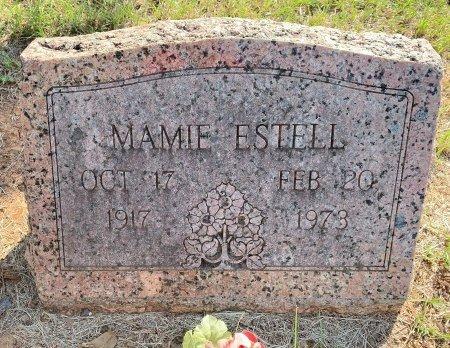 ESTELL, MAMIE - Bowie County, Texas | MAMIE ESTELL - Texas Gravestone Photos