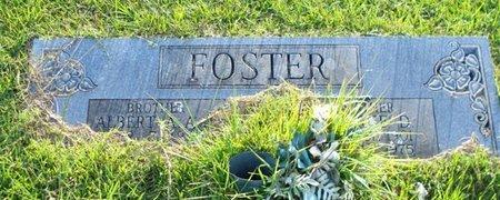 FOSTER, ALBERT R - Bowie County, Texas | ALBERT R FOSTER - Texas Gravestone Photos