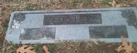 FOSTER, HURLEY HIRAM - Bowie County, Texas | HURLEY HIRAM FOSTER - Texas Gravestone Photos