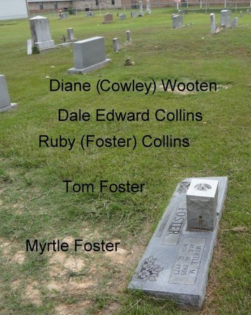 FOSTER, FAMILY PLOT - Bowie County, Texas | FAMILY PLOT FOSTER - Texas Gravestone Photos