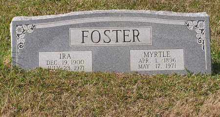 FOSTER, IRA - Bowie County, Texas | IRA FOSTER - Texas Gravestone Photos