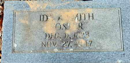 FOSTER, IDA A - Bowie County, Texas   IDA A FOSTER - Texas Gravestone Photos