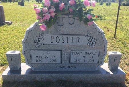 FOSTER, J D - Bowie County, Texas | J D FOSTER - Texas Gravestone Photos