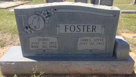 FOSTER, DORIS  - Bowie County, Texas   DORIS  FOSTER - Texas Gravestone Photos