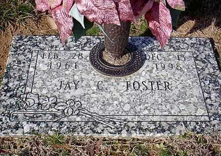 FOSTER, JAY C - Bowie County, Texas | JAY C FOSTER - Texas Gravestone Photos