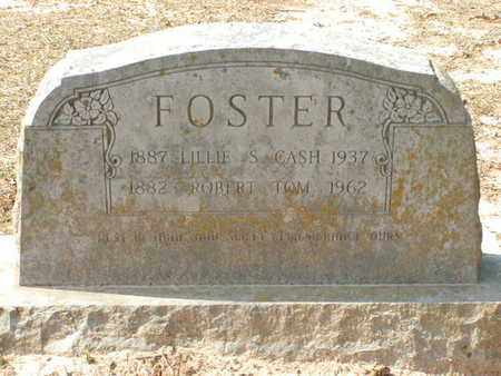 FOSTER, LILLIE S - Bowie County, Texas | LILLIE S FOSTER - Texas Gravestone Photos