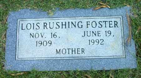FOSTER, LOIS - Bowie County, Texas | LOIS FOSTER - Texas Gravestone Photos