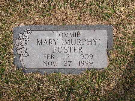 "FOSTER, MARY ""TOMMIE"" - Bowie County, Texas 