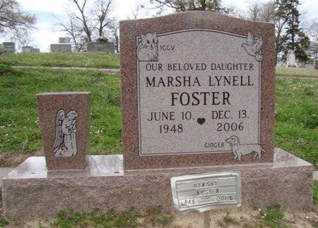 FOSTER, MARSHA LYNELL - Bowie County, Texas | MARSHA LYNELL FOSTER - Texas Gravestone Photos