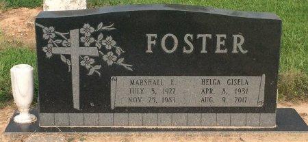 FOSTER, MARSHALL E - Bowie County, Texas   MARSHALL E FOSTER - Texas Gravestone Photos