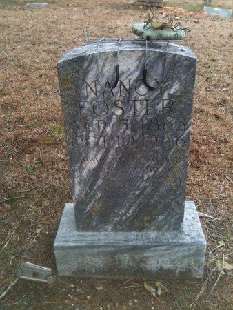FOSTER, NANCY - Bowie County, Texas | NANCY FOSTER - Texas Gravestone Photos
