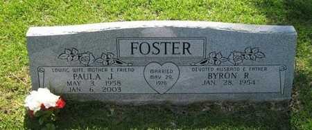 FOSTER, PAULA J - Bowie County, Texas   PAULA J FOSTER - Texas Gravestone Photos
