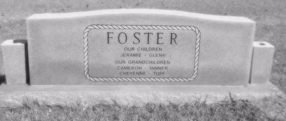 FOSTER, PATRICIA A (BACKVIEW) - Bowie County, Texas | PATRICIA A (BACKVIEW) FOSTER - Texas Gravestone Photos