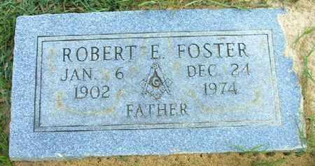 FOSTER, ROBERT E - Bowie County, Texas | ROBERT E FOSTER - Texas Gravestone Photos